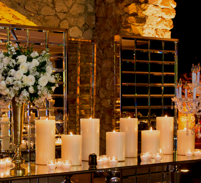 rent-candles-for-wedding-decor